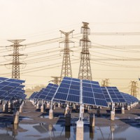 太阳能蓄电